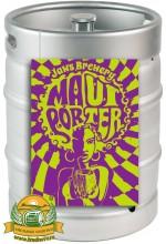 Пиво Maui Porter, темное, фильтрованное в кегах 20 л.
