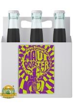 Пиво Maui Porter, темное, фильтрованное в упаковке 20шт × 0.5л.