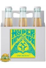 Пиво Hyper DIPA, светлое, фильтрованное в упаковке 20шт × 0.5л.
