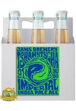Пиво Tshawytscha, светлое, фильтрованное в упаковке 20шт × 0.5л.