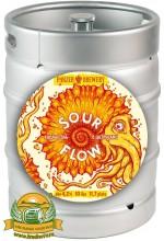 Пиво Sour Flow кислый эль (Цитрус), нефильтрованное в кегах 30 л.