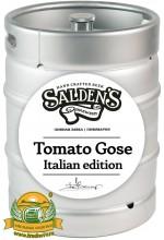 Пиво Tomato Gose Italian Edition, светлое, нефильтрованное в кегах 30 л.