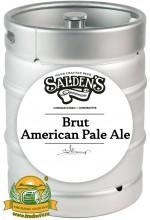Пиво Brut American Pale Ale, светлое, нефильтрованное в кегах 30 л.