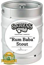 Пиво Rum Baba Stout, темное, нефильтрованное в кегах 30 л.