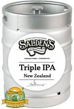 Пиво Triple IPA New Zealand, светлое, нефильтрованное в кегах 30 л.