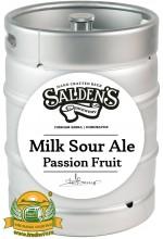 Пиво Milk Sour Ale Passion Fruit, светлое, нефильтрованное в кегах 30 л.