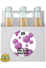 Пиво ABV Not IBU: Nelson Sauvin, светлое, нефильтрованное в упаковке 20шт × 0.33л.