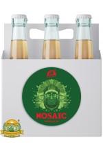 Пиво Mosaic, светлое, фильтрованное в упаковке 20шт × 0.5л.