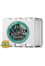 Пиво Kikimora, темное, нефильтрованное в упаковке 12шт × 0.5л.