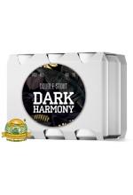 Пиво Dark Harmony, темное, нефильтрованное в упаковке 20шт × 0.5л.