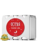 Пиво Острая томатная дичь, светлое, нефильтрованное в упаковке 20шт × 0.5л.