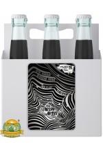 Пиво Iron Abyss, темное, нефильтрованное в упаковке 12шт × 0.33л.