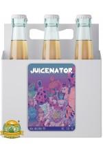 Пиво Juicenator, светлое, нефильтрованное в упаковке 12шт × 0.5л.