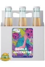 Пиво Double Juicenator, светлое, нефильтрованное в упаковке 12шт × 0.5л.