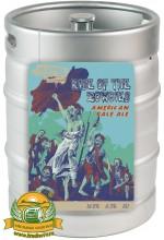 Пиво Rise Of The Zombies, светлое, нефильтрованное в кегах 20 л.