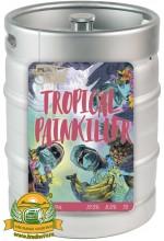 Пиво Tropical Painkiller, светлое, нефильтрованное в кегах 20 л.