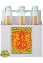 Пиво Jazz & Juice Mango, светлое, нефильтрованное в упаковке 20шт × 0.5л.