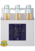 Пиво Russian Imperial Stout V4, темное, нефильтрованное в упаковке 24шт × 0.33л.